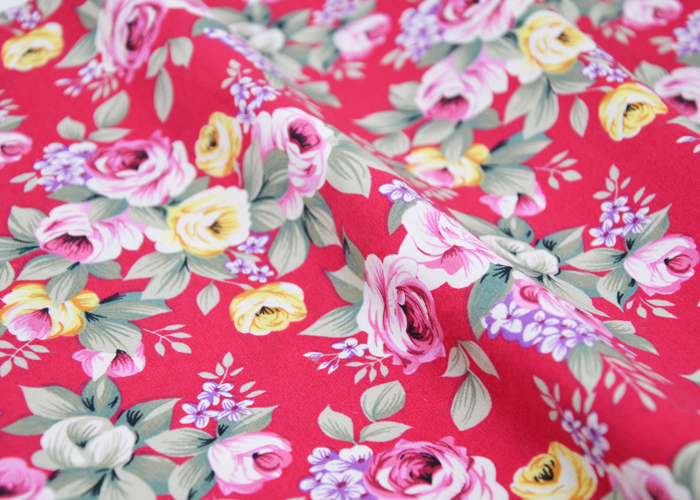 Hot Sale 100% Polyester Fabric