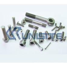 Altas partes de forja de aluminio quailty (USD-2-M-296)