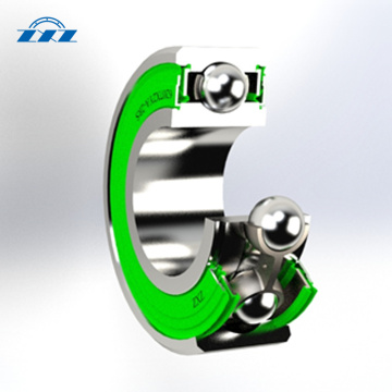 Light Torque Gối Block Ball Square Bore Bearings