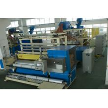 Couche de 1500mm trois CL stretch film, machines de production