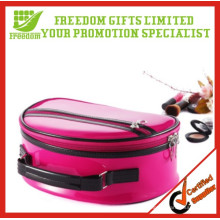 Fabric Polyester Fold Up Promotional Cosmetic Bags Cosmetic Bags