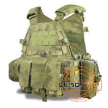 1000D Waterproof Nylon Molle Bulletproof Hunting Camo Light Weight Tactical Vest for tactical security outdoor sports hunting