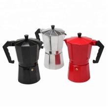 Stovetop Coffee Maker Aluminum Italian Moka Pot