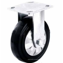 H7X Heavy Duty Type High Elascity Rubber Caster