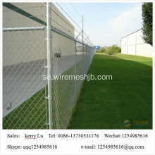 Galvaniserad Chain Link Fence For Yard
