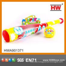 Engraçado esporte Soft PU Toy Baseball Bat para crianças