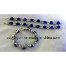Мода ювелирные изделия Lapis браслет (BR0058)