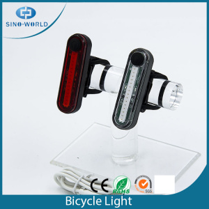 Multifuncional Super Bright Safety la mejor luz de bicicleta