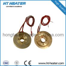 Circular Shape Cast Copper Heater (cast copper heater)