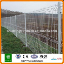 Trade Assurance PVC Coated Garden Fence Panels Prices