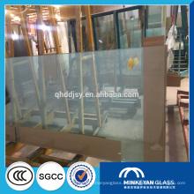 tamaño grande 3660 * 2140 precio de vidrio flotado para pecera de China