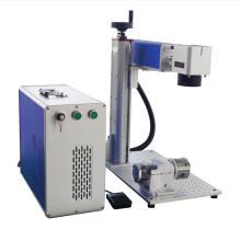 CNC Faser Laserbeschriftungsmaschine für Edelstahl