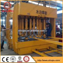 Tellerkopfpressmaschine