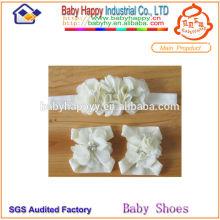 Chine Inbulk Top Fashion baby sandales pieds nus bandeaux