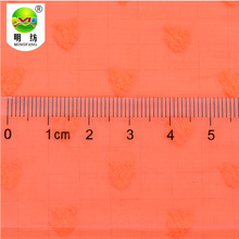 Wholesale dobby fabric polyester jacquard chiffon fabric