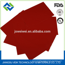super wide heat resistance insulation silicon coated glass fiber fabric