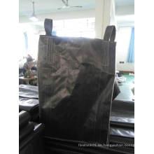Bolso negro de carbono para cargar 1000kg