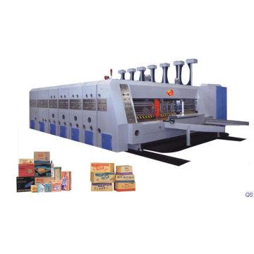 Automatische Wellpappe-Kartonmaschine