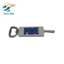 Custom good price bulk souvenir insert beer bottle opener