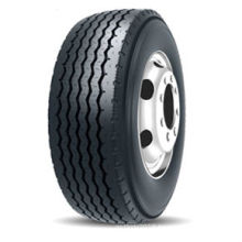 Double Happiness pattern DR905 truck tyre with low price 385/65R22.5
