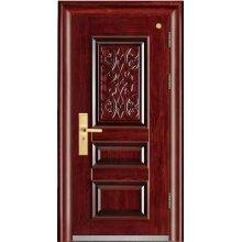 Puerta de acero en puerta, puerta de acero compuesto