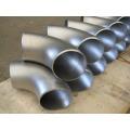 Raccord industriel de tuyau d'acier inoxydable / coude pour le pétrole, gaz