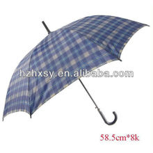 Cheap Polyester Walking Stick Umbrella