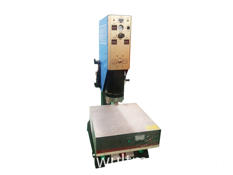 20K1500W Square Column Ultrasonic Plastic Welder