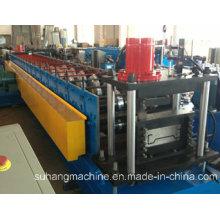 Dauerhaftes Ce-ISO bescheinigte M-Abschnitt-Purlin-Profil, das Maschine herstellt