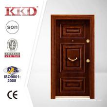 Steel Wood Security Armored Door JKD-TK937 with Turkish Style