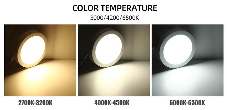 color temperature