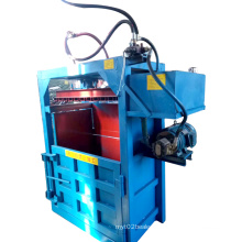 Waste carton packing machine hydraulic scrap press baler machine