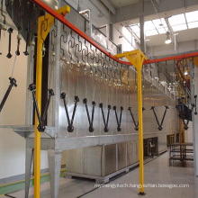 Made-in-China E-Coating Paint Spray Line for Exporting