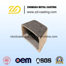 OEM Mn13% Precision Casting Steel Volvo Wheel