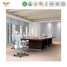 Melamine Panel Office Conference Table Meeting Table (JOINER-MT42)