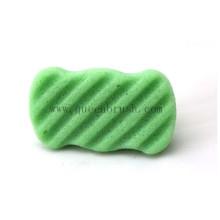 Grüner Tee Reinigung Gesicht Schwamm Natürliche Konjac Schwamm