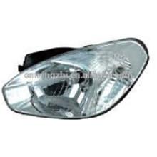 Hyundai Accent 2006 Head Lamp
