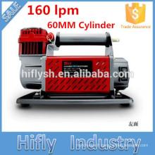 HF-16060 compresseur d'air de compresseur d'air de voiture de compresseur d'air de la voiture 160V / 12V / 24V 160L 60MM 160lm (certificat de la CE ROHS)