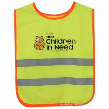 (CSV-5013) Colete de segurança infantil