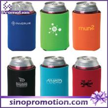 Cerveja de alta qualidade e refrigerante pode beber refrigerador