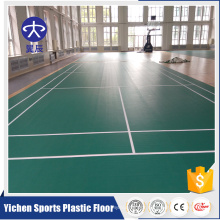 The best quote indoor plastic flooring high quality