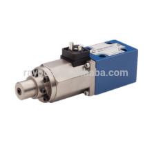 Рексрот типа DBET Пилотные пропорциональные предохранительные клапаны