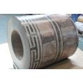 bande en aluminium enduite de couleur pour gouttière