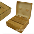 LARGE WOODEN ROLLING BOX ROLL BOX SMOKING