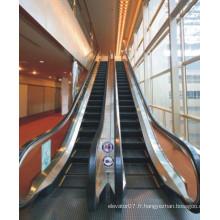 Escalier à domicile pour bâtiments commerciaux 35 'Utiliser la technologie japonaise (FJF-W-6000)