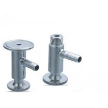 W Series Stainless Steel Sanitary Sample Valve