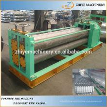 Bastante buenos productos utilizados galvanizado rollo de hoja ondulada que forma la maquinaria fabricante