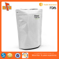 Accept custom order and gravure printing stand up custom mylar bags with ziplock