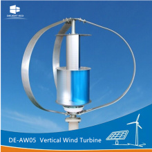 DELIGHT DE-AW05 gerador de turbina eólica 12V / 24V Maglev
