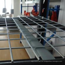 Estante industrial del hardware del almacén del almacenamiento del estante de metal de acero de China